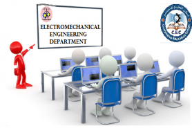The Department of Electromechanical Engineering